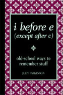 i before e book