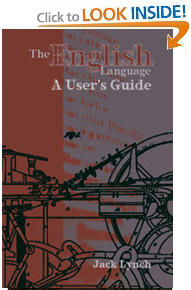 The English Language by Jack Lynch